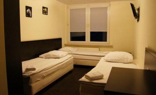 zdjęcie pokoju, Sosnowe Zacisze, Kleosin