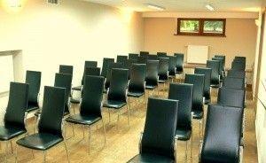 zdjęcie sali konferencyjnej, Hotel Solny, Wieliczka