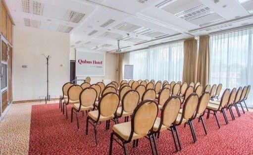 Hotel **** Qubus Hotel Kielce / 1