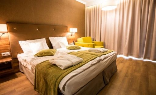Hotel **** Mineral Hotel Malinowy Raj / 2