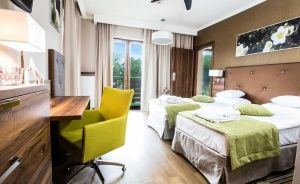 Mineral Hotel Malinowy Raj Hotel **** / 2