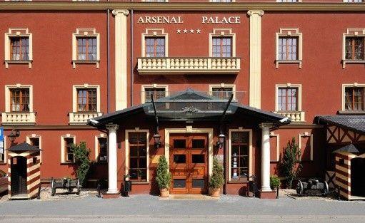 Hotel **** Hotel Diament Arsenal Palace Katowice/Chorzów**** / 3