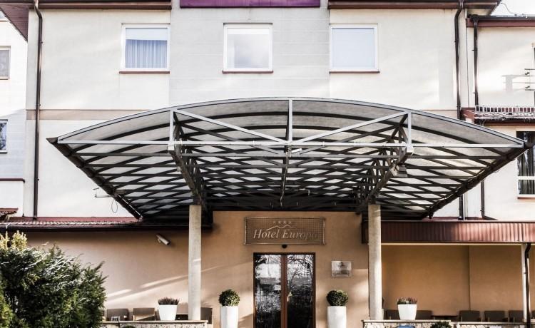 Hotel Europa**** Starachowice