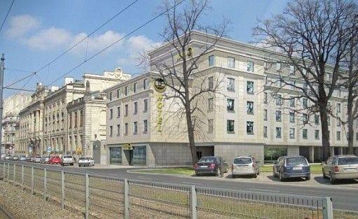 Obiekt w budowie Hotel B&B Łódź / 0