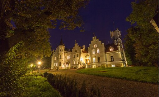 Pałac Pałac Sulisław / 1