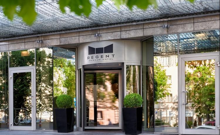Hotel ***** Regent Warsaw Hotel / 0