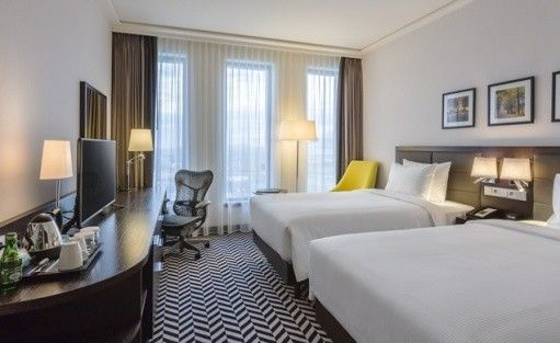 Hotel **** Hilton Garden Inn Krakow Airport / 4