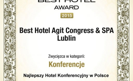 Hotel *** Agit Hotel Congress & Spa / 4