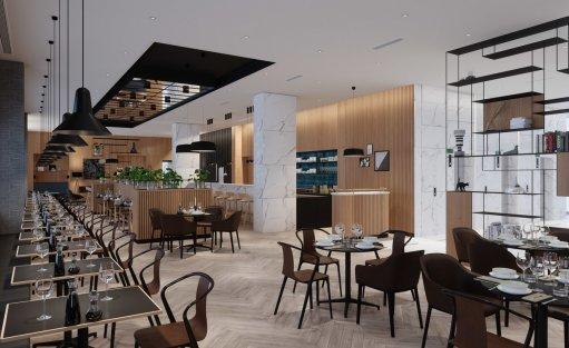 Hotel **** Four Points by Sheraton Warsaw Mokotów / 7