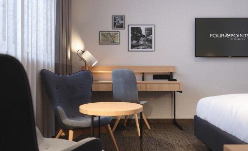 Hotel **** Four Points by Sheraton Warsaw Mokotów / 4