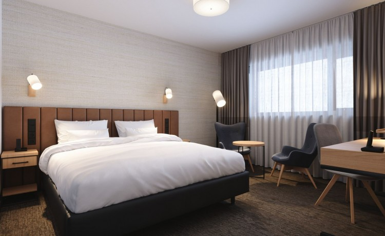 Hotel **** Four Points by Sheraton Warsaw Mokotów / 3