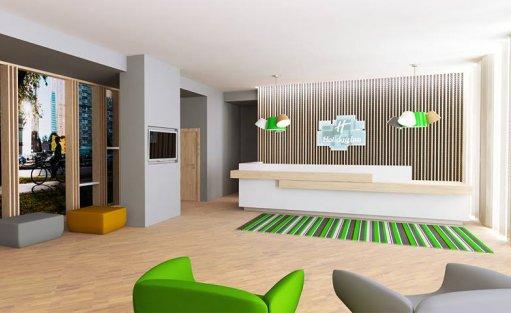 Hotel **** Holiday Inn Warsaw City Centre / 1
