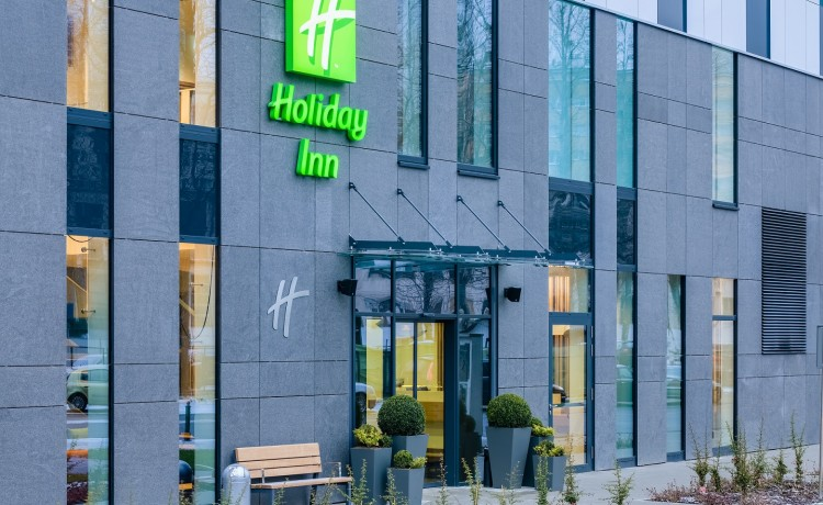 Hotel **** Holiday Inn Warsaw City Centre / 2