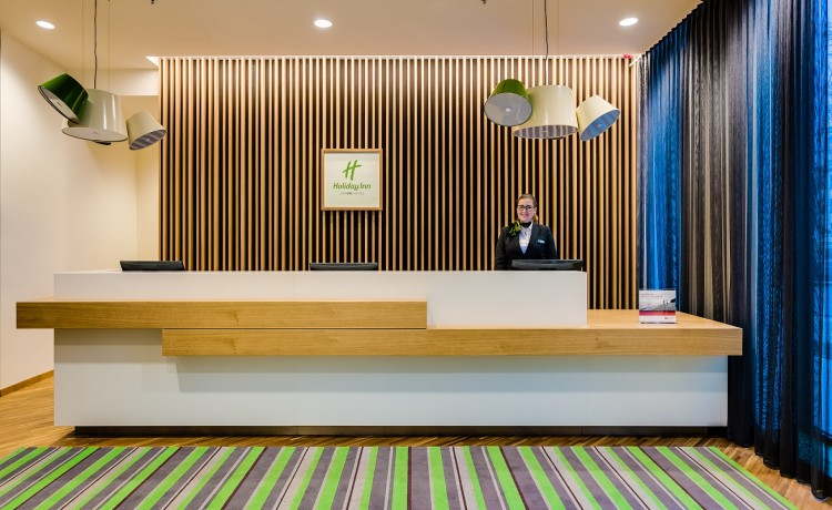 Hotel **** Holiday Inn Warsaw City Centre / 0