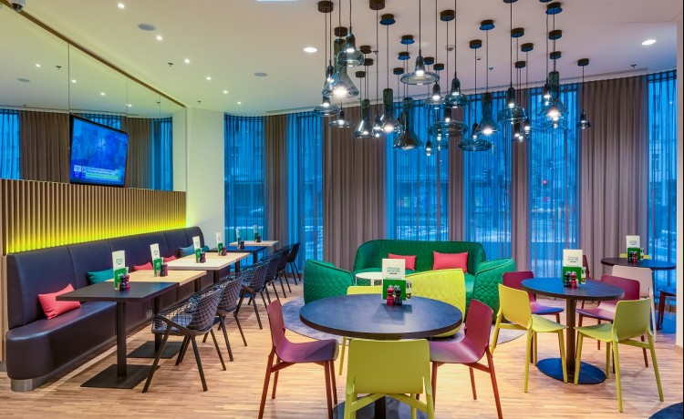 Hotel **** Holiday Inn Warsaw City Centre / 15