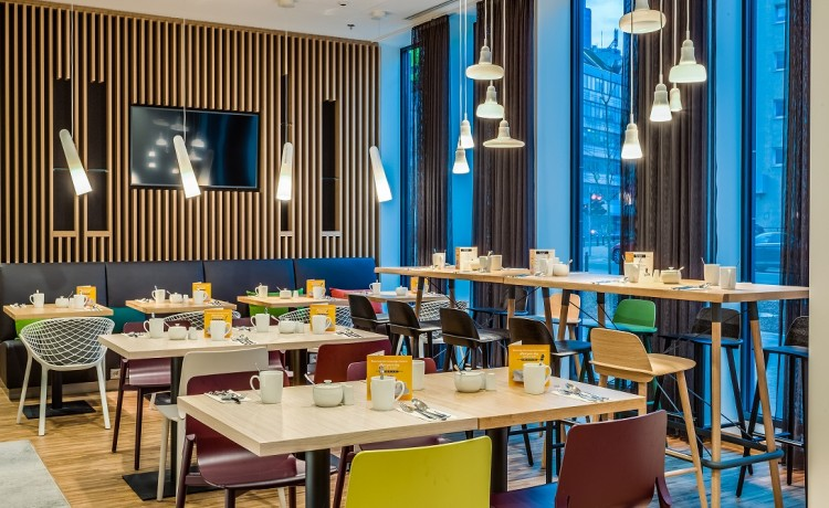 Hotel **** Holiday Inn Warsaw City Centre / 17