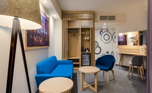 Hotel **** Holiday Inn Warsaw City Centre / 9