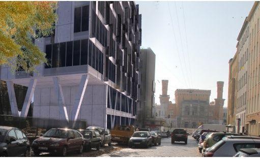 Obiekt w budowie Best Western Premier City Centre / 0
