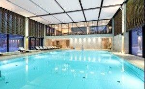 EVA Park Life & Spa Hotel SPA / 1