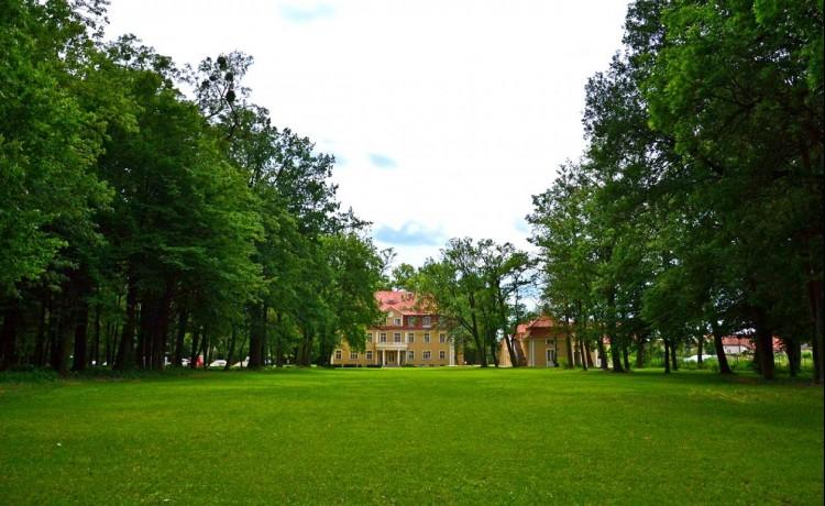 Pałac Pałac Brzezina / 5