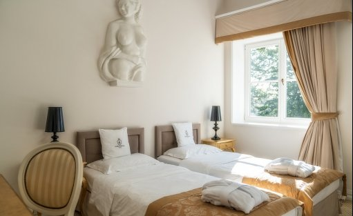Hotel **** Hotel Pałac Alexandrinum / 3