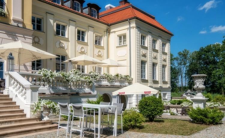 Hotel **** Hotel Pałac Alexandrinum / 1