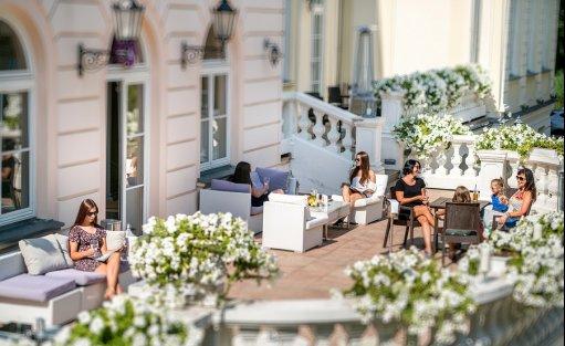 Hotel **** Hotel Pałac Alexandrinum / 10