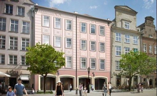 Obiekt w budowie Hampton by Hilton Gdansk Old Town / 1