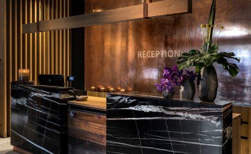 Hotel Sopot Recepcja