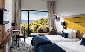 Hotel Sopot Pokój z Widokiem
