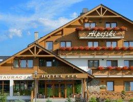 Hotel Alpejski w Polanicy-Zdroju