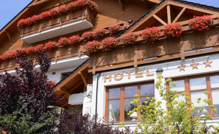 Hotel *** Hotel Alpejski w Polanicy-Zdroju / 1
