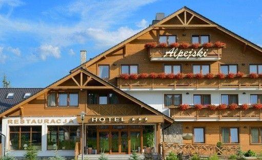 Hotel *** Hotel Alpejski w Polanicy-Zdroju / 2