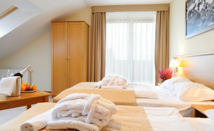 Hotel *** Hotel Alpejski w Polanicy-Zdroju / 10