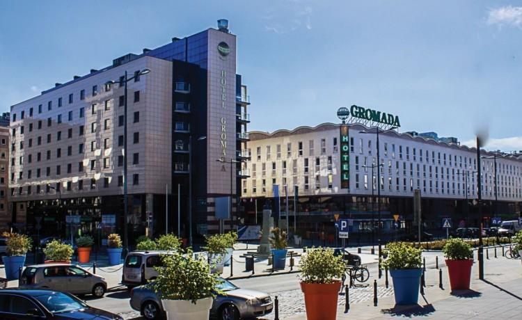 Hotel Gromada Centrum *** Warszawa