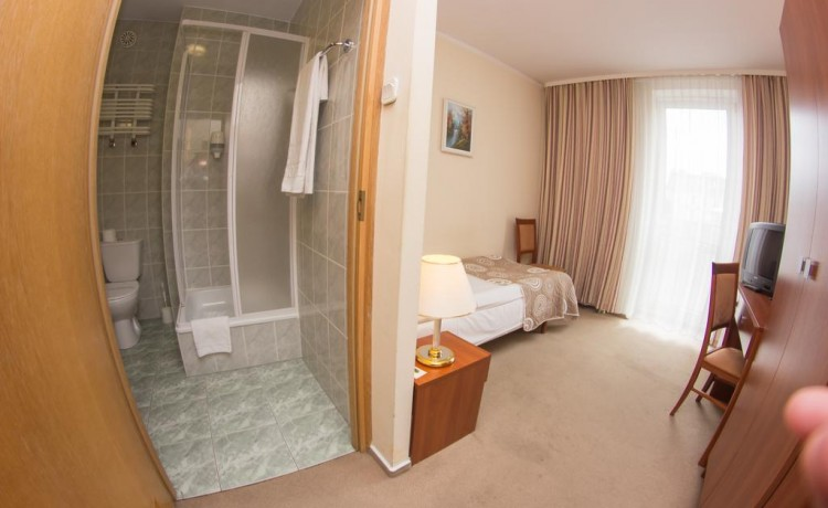 Hotel *** Hotel Gromada Centrum *** Warszawa / 1