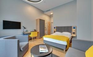 Hotel Number One by Grano*** w Gdańsku Hotel *** / 4