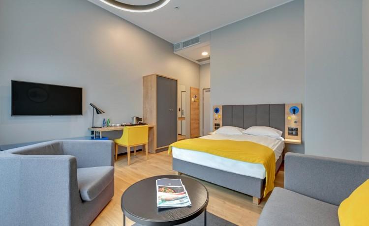 Hotel *** Hotel Number One by Grano*** w Gdańsku / 6