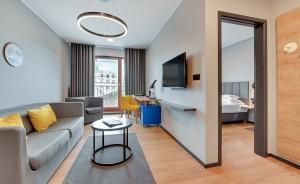 Hotel Number One by Grano*** w Gdańsku Hotel *** / 6