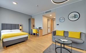 Hotel Number One by Grano*** w Gdańsku Hotel *** / 2