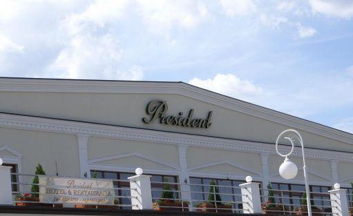 Hotel *** Hotel Restauracja President / 8