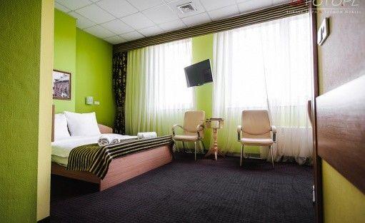 Hotel *** InterHouse Hotel / 8