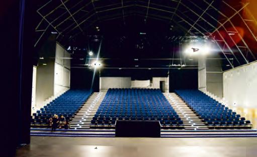 Sala konferencyjna Sala Koncertowa Szczecin / 2