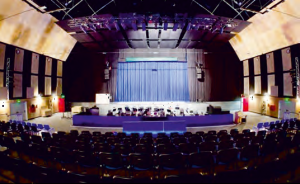 Sala Koncertowa Szczecin Sala konferencyjna / 1