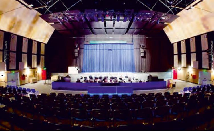 Sala konferencyjna Sala Koncertowa Szczecin / 9