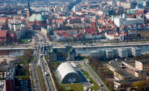 Sala konferencyjna Sala Koncertowa Szczecin / 1
