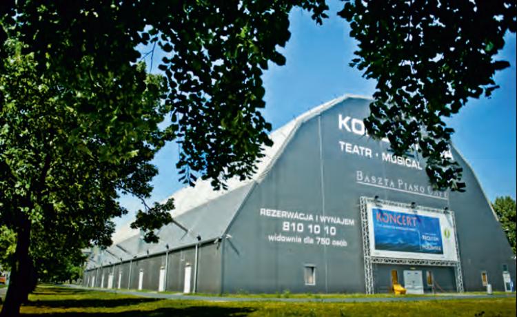 Sala konferencyjna Sala Koncertowa Szczecin / 0