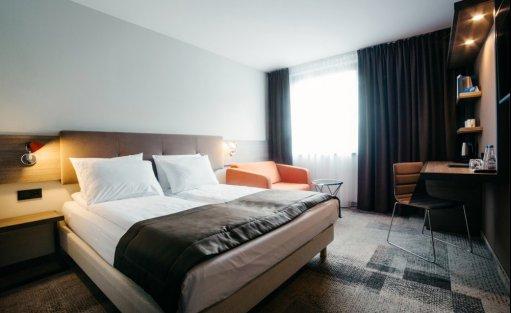 Hotel **** Q Hotel Plus Katowice / 17