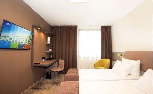 Hotel **** Q Hotel Plus Katowice / 9
