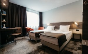 Q Hotel Plus Katowice Hotel **** / 1